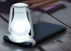 Sabías que Transforma tu teléfono en una lámpara de noche con esta sencilla correa