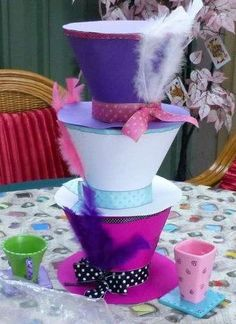 Alice in Wonderland Birthday Party Ideas | Photo 22 of 52 | Catch My Party