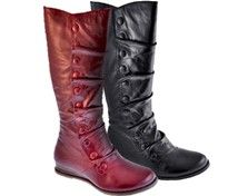 @Amanda Tooth - I want the red ones!!! Just have to decided if I'm willing to go that far over my gift card budget! Haha!