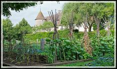 Are you presently dreaming regarding a potager kitchen garden? Learn exactly what a potager garden is, learn how to design your kitchen garden with many sample home kitchen potager garden design layout Vegetable Garden Planning, Vegetable Gardening, Organic Gardening, Planting Vegetables, Texas Gardening, Kitchen Gardening, Veggie Gardens, Gardening Tools, My French Country Home