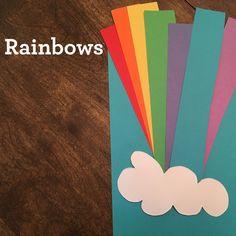 Social Media Plan - I Did It - You Do It: Rainbows!
