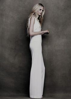 Dani Seitz | Chris Nicholls #photography | Lida Baday S/S 2012 Campaign Jesus she's tall