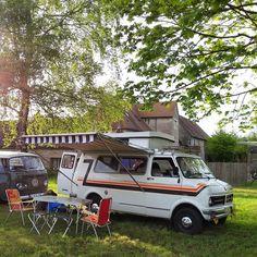 #vexin2016 #bandofcampers #boc #bedford #van #vannin #vanning #vanlife #camperlife #vintage