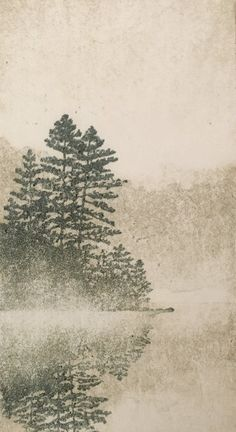 Original Hand Pulled Fine Art Linocut Monoprint by starkeyart
