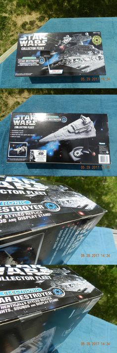Collections and Lots 73252: Star Wars > Kenner Action Fleet Electronic Star Destroyer > Misb -> BUY IT NOW ONLY: $200 on eBay!