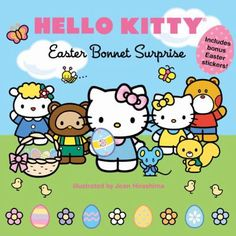 Cover image for Hello Kitty : Easter bonnet surprise