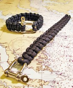 Coastal Creations & Design: THE MARINER NAUTICAL ROPE BRACELET FOR MEN AND WOMEN