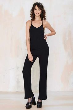 Hanna Knit Jumpsuit | Shop Clothes at Nasty Gal!
