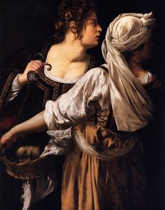 Masters of Art: Artemisia Gentileschi (1593 - 1652) - see more on http://makeyourideasart.com !!