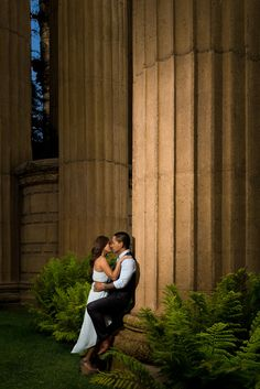 palace of fine arts engagement - SF Bay Area Wedding and Portrait Photography - Ed Carlo Garcia Photography