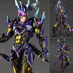 Play Arts Kai Final Fantasy Variant Dragoon Anime Figure Square Enix Japan Now available at Figure Central (^o^)