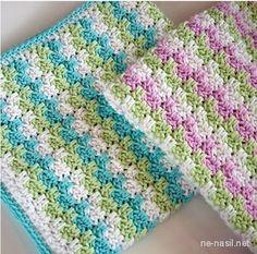 bebek battaniye modelleri yapılışı