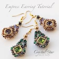 Image result for earring tutorials