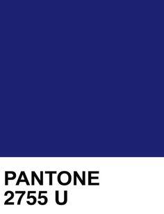 Pantone / monaco blue