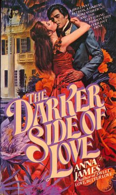 Anna James - The Darker Side of Love