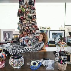 Diane von Furstenberg shares her best life and career advice in honor of her two new books:
