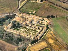 Photo aérienne de Chartreuse de Valbonne - Gard (30)