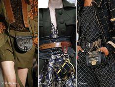 Fall/ Winter 2016-2017 Handbag Trends: Fanny Packs
