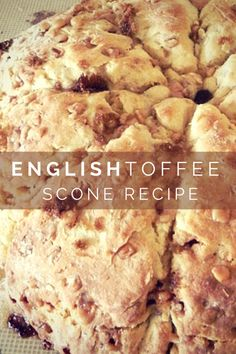 Scone English Toffee Scones Inspired By Downton Abby.English Toffee Scones Inspired By Downton Abby.Sweet Scone English Toffee Scones Inspired By Downton Abby.English Toffee Scones Inspired By Downton Abby. Brunch Recipes, Breakfast Recipes, Dessert Recipes, Picnic Recipes, Brunch Ideas, Mary Berry, Sweet Scones Recipe, Baking Scones, Bread Baking