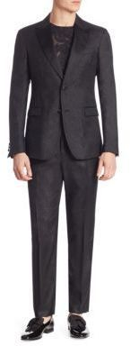 Versace Collection Formale Wool Suit