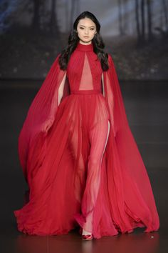 Ralph & Russo Haute Couture Fall 2015/2016. See all the best looks from Paris.