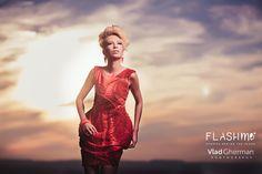 loredana novotni foto vlad gherman flashme cluj photo shoot(1) Meli Melo, Photo Shoot, Sunset, Formal Dresses, Model, Red, Fashion, Photoshoot, Dresses For Formal