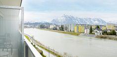 Im Eco-Suite Hotel Salzburg erwarten Sie moderne Zimmer mit Frühstück sowie Küchenzeile in jeder Suite. Verbringen Sie einen grünen Urlaub in Salzburg. Salzburg, Outdoor, Vacation, Outdoors, Outdoor Games, The Great Outdoors