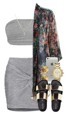 """""""Untitled #1416"""" by power-beauty ❤ liked on Polyvore featuring Betsey Johnson, Chanel and Michael Kors"""
