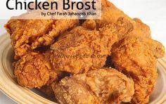 Chicken Broast Recipe by Farah Jahanzeb