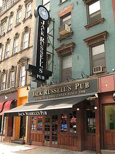 Jack Russell's Pub, New York City