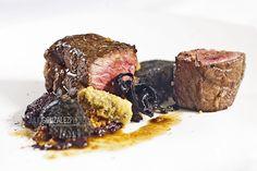 Presa ibérica sobre carbón vegetal. Gastrofoto - Food Photo - fotografia gastronomica - foto gastro - julio gonzalez