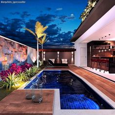 √ here best wavy edge swimming pool ideas for designing your backyard # home design # gardendecor # backyarddecor # 2 24 Small Backyard Pools, Backyard Pool Designs, Swimming Pools Backyard, Swimming Pool Designs, Luxury Swimming Pools, Dream Pools, Piscina Rectangular, Small Pool Design, Home Exterior Makeover