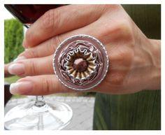 Nespresso. Ring von Libellen Wind auf DaWanda.com