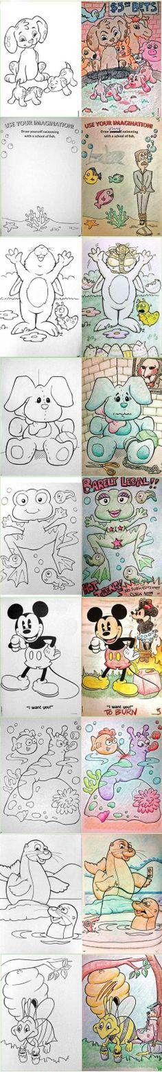 Des dessins pour enfants