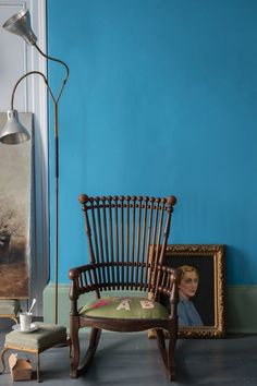 Eco-friendly paint and wallpaper Farrow Ball, Farrow And Ball Paint, Blush Bedroom, Eco Friendly Paint, Rainbow Painting, Blue Texture, White Prints, Painted Floors, Living Room Paint