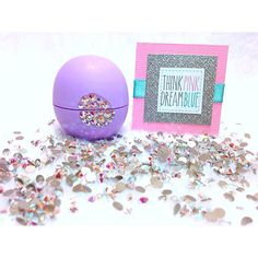 Such a cute Limited Edition Purple EOS lip balm! The perfect gift for any occasion!