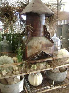 sweet pea home: MARBURGER FARMS PART THREE