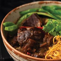Marion's Kitchen is packed with simple and delicious Asian recipes and food ideas. Rice Noodle Recipes, Beef Soup Recipes, Beef And Rice, Beef And Noodles, Taiwanese Beef Noodle Soup Recipe, Beef Chuck Steaks, Asian Soup, Asian Cooking, I Love Food
