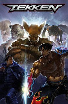 Tekken All-new comic series based on the iconic fighting franchise! Tekken 7, Tekken Jin Kazama, Tekken Cosplay, King Of Fighters, Tekken Wallpaper, Tyrant Resident Evil, Tekken Tag Tournament 2, Street Fighter Tekken, Batman Vs Superman