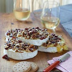 This cranberry Brie recipe is made by crowning a wheel of buttery Brie cheese with a glistening mix of cranberries, pecans, brown sugar,...