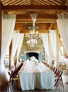 Drapery Ideas to Stun Your Wedding Guests  | OneWed