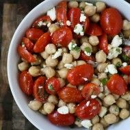Seriously, one of my favorite summer salads.