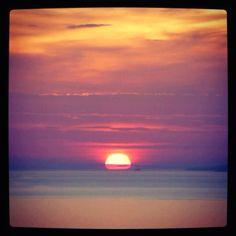 Sunset, Mykonos, Greece