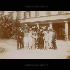 Roma Sparita - Collegio di Santa Maria 1901