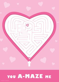 minute to win it valentines maze Valentines For Boys, Valentines Day Party, Valentine Day Crafts, Holiday Crafts, Valentine Ideas, Thanksgiving Crafts, Holiday Ideas, Holiday Party Games, Valentine's Day Crafts For Kids