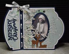 Lenas kort: Ett vinterlig julekort Runes, Doodles, Merry, Frame, Blog, Christmas, Cards, Decor, Picture Frame