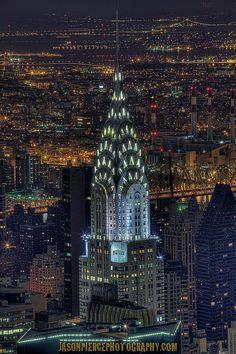 Chrysler Building #NYC