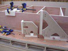 DIY Corner Clamps #WoodworkingTips