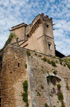 Lourmarin, Vaucluse, Luberon, Provence, France.