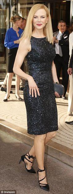 Nicole Kidman - an amazing woman
